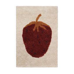 Ferm Living Fruiticana Tufted vloerkleed 120x80