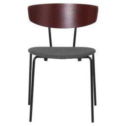 Ferm Living Herman gestoffeerde stoel