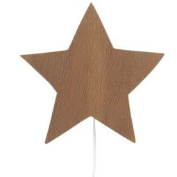 Ferm Living Star wandlamp