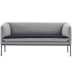 Ferm Living Turn Sofa bank Wool 2-zits
