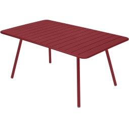Fermob Luxembourg tuintafel 165x100