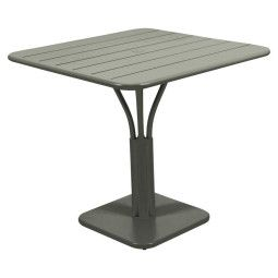 Fermob Luxembourg tuintafel 80x80