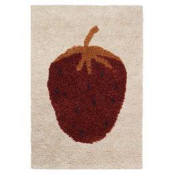 Ferm Living Fruiticana Tufted vloerkleed 180x120