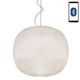 Foscarini Gem MyLight hanglamp LED dimbaar Bluetooth