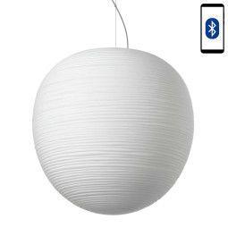 Foscarini Rituals XL MyLight hanglamp LED dimbaar Bluetooth wit