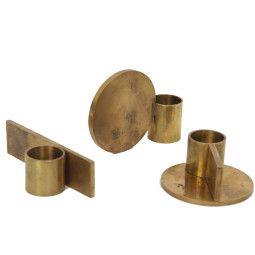 Frama Fundament Candle Holder kaarsenstandaard set