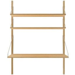 Frama Shelf Library H1148 Desk wandkast