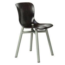 Functionals Wendela stoel zwart