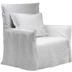 Gervasoni Ghost 04 fauteuil