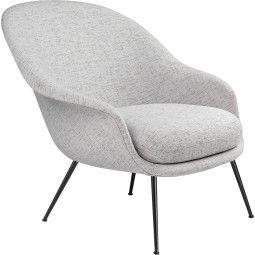 Gubi Bat Low conic fauteuil