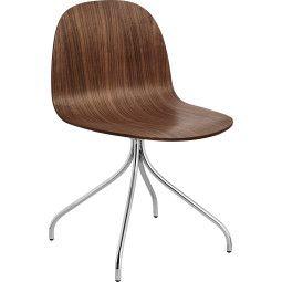 Gubi Gubi 2D Swivel stoel