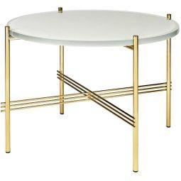 Gubi TS Table Glass bijzettafel 55