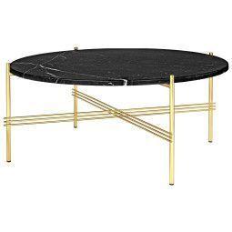 Gubi TS Table Marble salontafel 80
