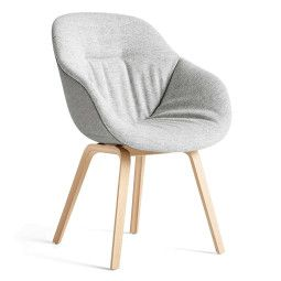Hay About a Chair AAC123 Soft Duo gestoffeerde stoel