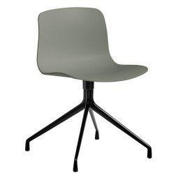 Hay About a Chair AAC10 stoel met zwart onderstel