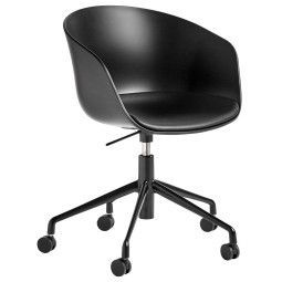 Hay About a Chair AAC52 bureaustoel met vast zitkussen