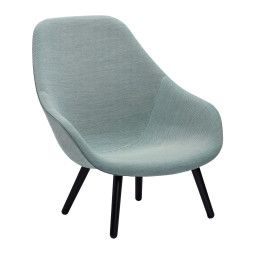 Hay About a Lounge Chair High /Soft AAL92 fauteuil