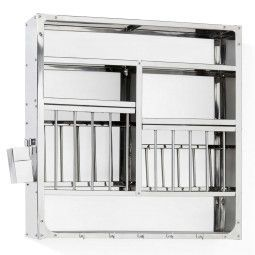 Hay Indian Plate Rack wandkast L