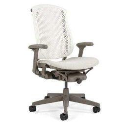 Herman Miller Celle Upholstered bureaustoel