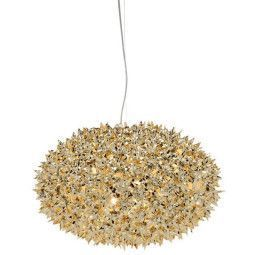 Kartell Bloom hanglamp metallic