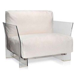 Kartell Pop Outdoor fauteuil