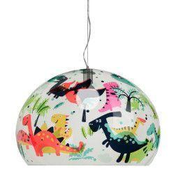 Kartell FL/Y Kids Dinosaurus hanglamp small