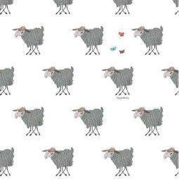 KEK Amsterdam Sheep behang