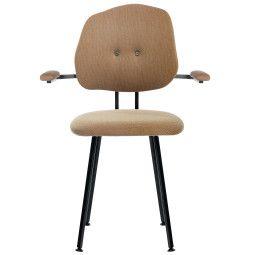 Lensvelt Maarten Baas 102 A stoel met armleuning