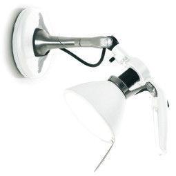 Luceplan Fortebraccio wandlamp