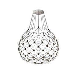 Luceplan Mesh hanglamp LED met 3 meter snoer