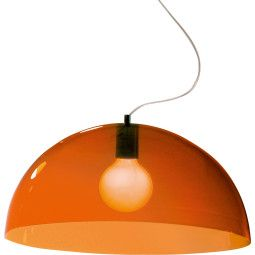 Martinelli Luce Outlet - Bubbles 45 hanglamp oranje
