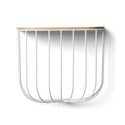 Menu FUWL Cage wandplank