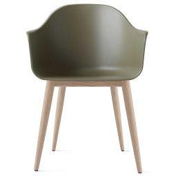 Menu Harbour Chair stoel met eiken onderstel