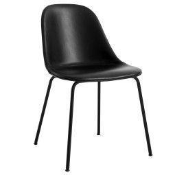 Menu Harbour Side Chair stoel staal gestoffeerd
