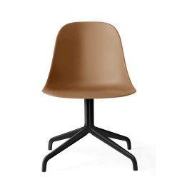 Menu Harbour Side Chair Swivel stoel met stalen onderstel