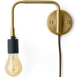 Menu Staple wandlamp