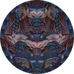 Moooi Carpets Calligraphy Bird vloerkleed 250