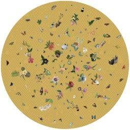 Moooi Carpets Garden of Eden Round Netting vloerkleed 350 wol