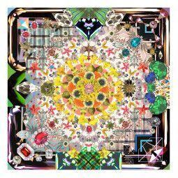 Moooi Carpets Jewels Garden vloerkleed 250x250