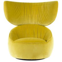 Moooi Hana Wingback fauteuil