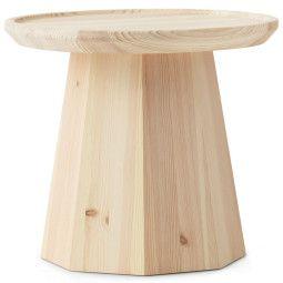 Normann Copenhagen Pine bijzettafel 45