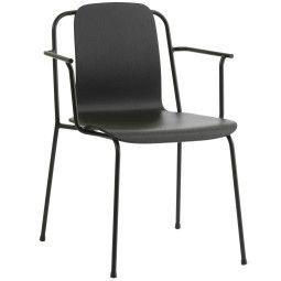 Normann Copenhagen Studio Chair stoel met armleuningen