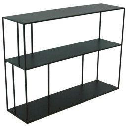 Pols Potten Shelf Unit Metal Low Double stellingkast