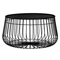 Pols Potten Wire Storage salontafel 62