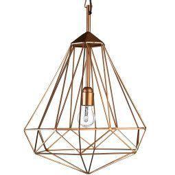 Pols Potten Outlet - Diamond hanglamp medium koper