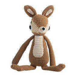 Sebra Bambi knuffel