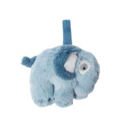 Sebra Fanto the Elephant pluche muziekmobiel