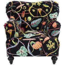 Seletti Botanical Diva fauteuil