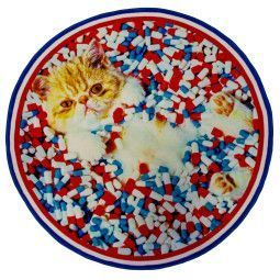 Seletti Cat vloerkleed 194