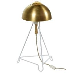 Serax Studio Simple Matt tafellamp wit